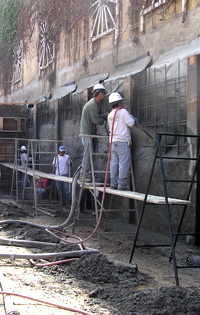 North County Gunite Shotcrete Involved In All Aspects Of Shotcrete Residential Commercial